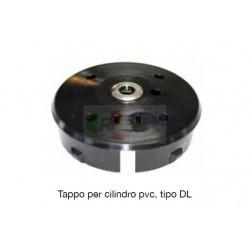 Tappo per cilindro pvc, tipo DL