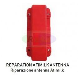 Riparazione antenna Afimilk