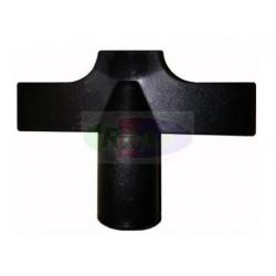 GIRANTE PLASTICA PER FMP110 SUPER RESISTENTE, CORR. 90582180