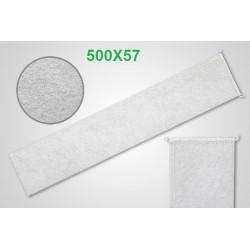 Filtro latte a calza cucito 500x57