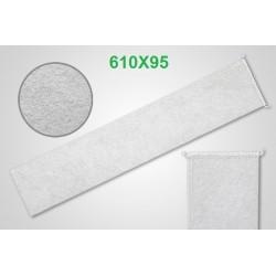 Filtro latte a calza cucito 610X95
