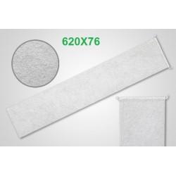 Filtro latte a calza cucito 620X76