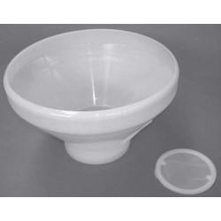 Imbuto filtrante per latte in plastica Ø 230 mm