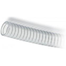 Tubo spiralato Ø 32x40 PVC per liquidi alimentari