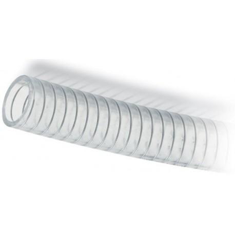 Tubo spiralato Ø 60x72 PVC per liquidi alimentari