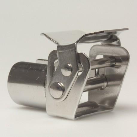 Pinza inox S/S 12x23 mm