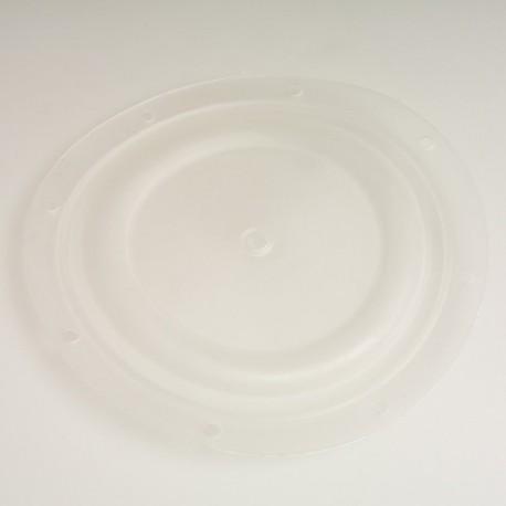 Membrana per valvola stringitubo in plastica VA10532
