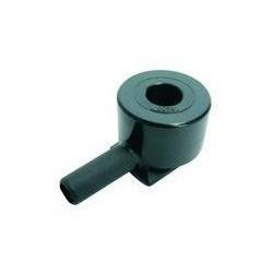 Attacco pulsatore pneumatico per coperchio MIELE-export