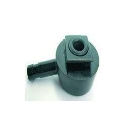 Attacco pulsatore pneumatico per carrelli di mungitura OMC-BCF E ALTRI