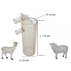 AM 10001-AL Bossolo Portaguaina pecore tipo Almatic