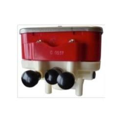 Pulsatore tipo BOUMATIC (ROSSO) 24 V