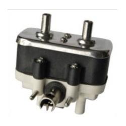 Pulsatore tipo BOUMATIC (NERO) 12 V
