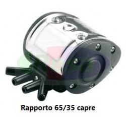 Pulsatore pneumatico L80 INTERPULS - 4 VIE 65/35