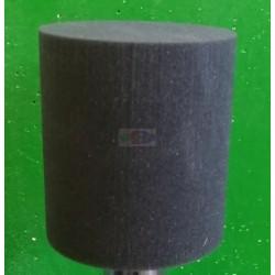 Spugnetta lavaggio 105x112 nera ( Confezione 12 pz)