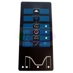 Tastiera MILKMASTER (MU350) corr. 98494102