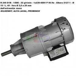 Motoriduttore Sirem R245D1B - 32 giri/min