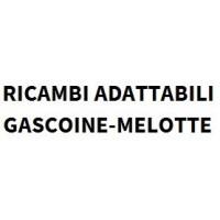 RICAMBI ADATTABILI GASCOINE MELOTTE